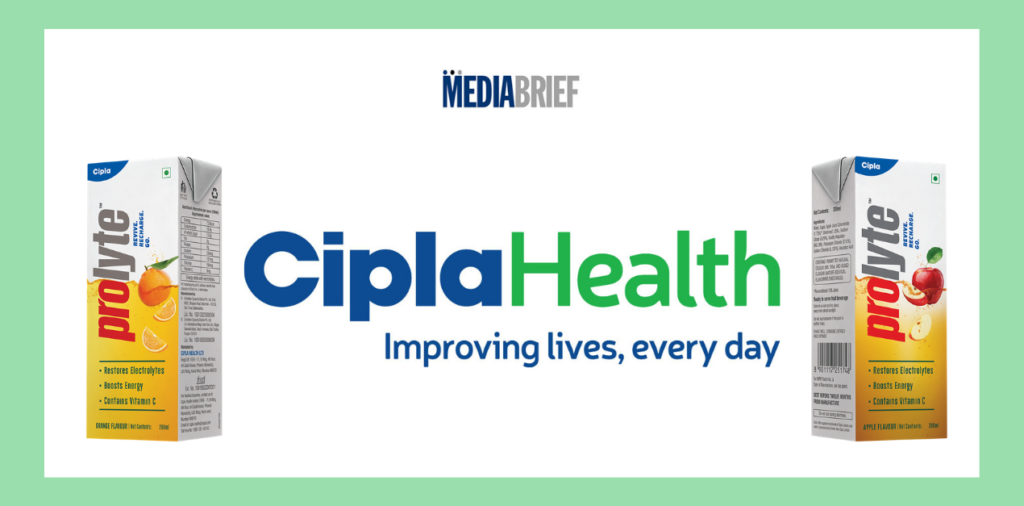 image-Cipla Health's Prolyte offers a boost of energy to the Bengaluru Police Forces Mediabrief