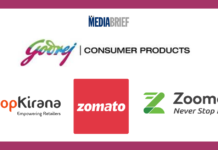 image-Godrej Consumer Products partners with Zomato, Shop Kirana and Zoomcar for direct essential supplies Mediabrief
