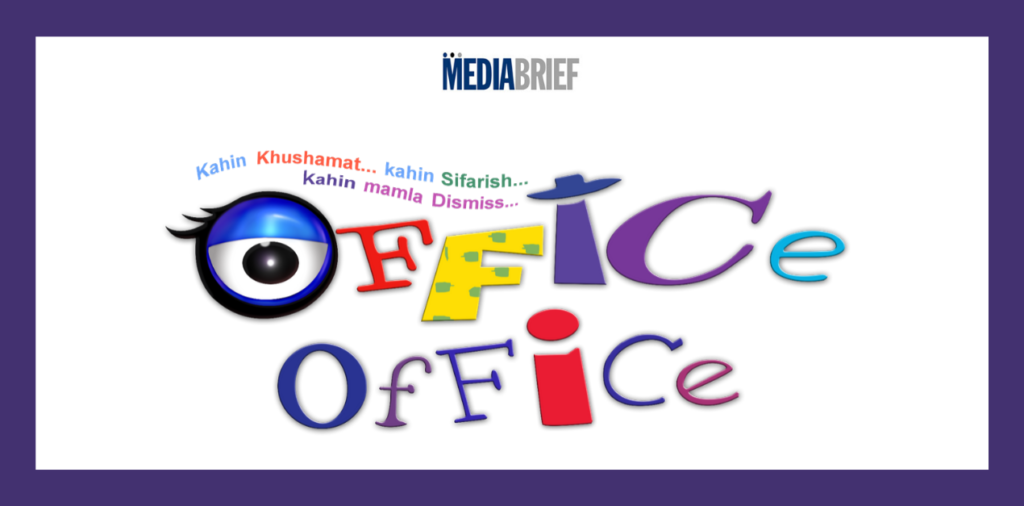 image-Iconic characters and dialogues from Office Office on Sony SAB Mediabrief