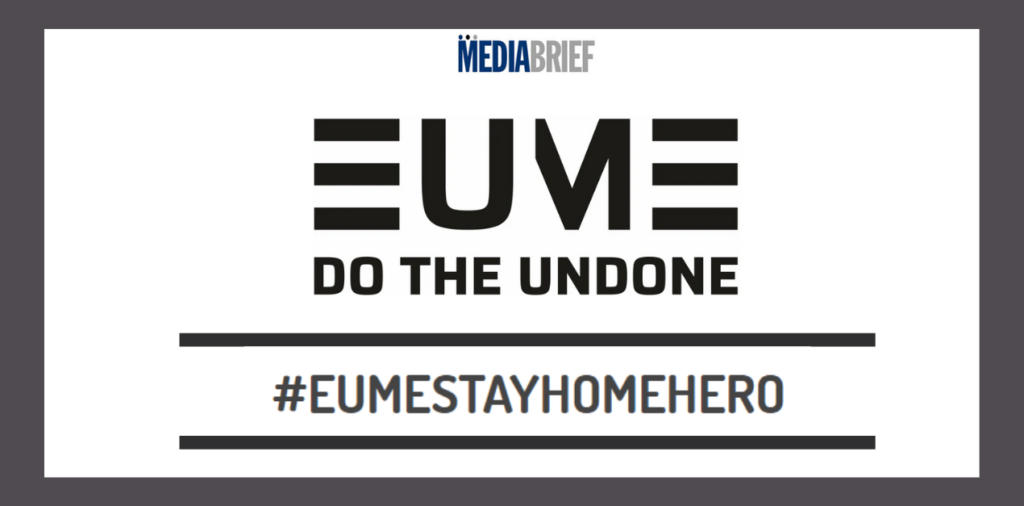 image-Luggage brand EUME is engaging, entertaining and anti-stressing quarantined India with #EumeStayHomeHero contest on social media Mediabrief