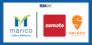 image- Marico Limited, collaborates with Swiggy and Zomato to deliver essential food items to consumers Mediabrief