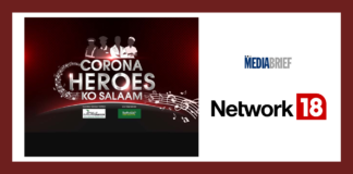 image-Network18 pays tribute to frontline healthcare warriors with 'Corona Heroes Ko Salaam' through an exclusive Music-thon Mediabrief