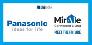 image-Panasonic India's digital campaign crosses 100mn views on YouTube Mediabrief