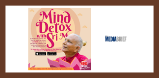 image-RED FM launches 'Mind Detox with Sri M' to motivate people to stay mentally fit and healthy Mediabrief