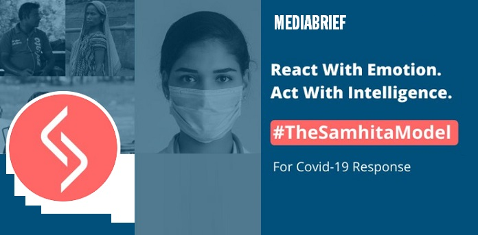 Samhita alliances hopes to benefit 1 million lives impacted by the COVID-19 crisis