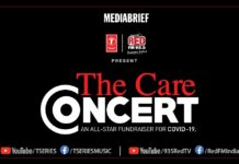 image-The-Care-Cocnert-RED FM and T Series-on-11 April 2020 online-MediaBrief