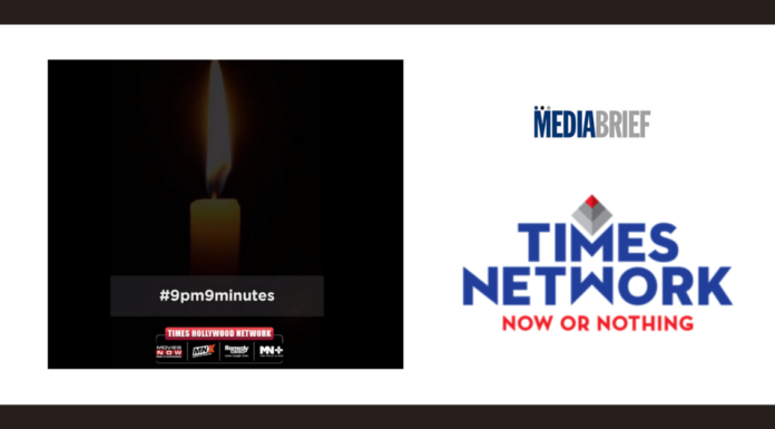 image-Times English cluster comes together to support PM Modi's campaign, #9PM9Minutes Mediabrief