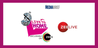 """image-ZEE LIVE's Supermoon launches """"Live to Home"""" on ZEE5 Mediabrief"""