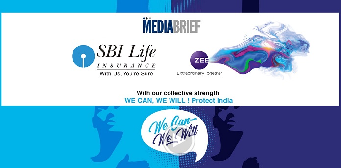 inpost image-SBI LIfe Insurance and ZEE join hands to create We Can We WIll anthem MediaBrief
