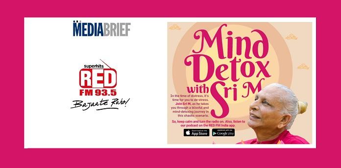 image-mind detox on red fm-mediabrief
