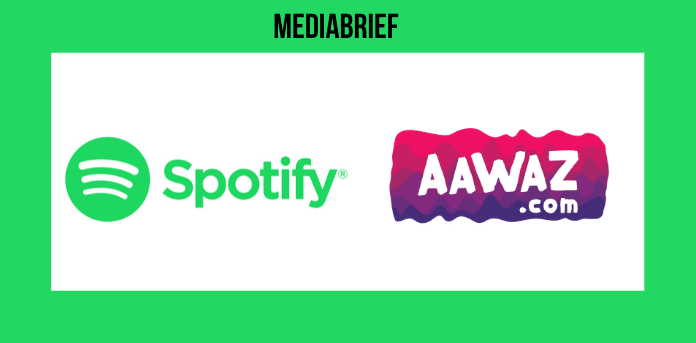 Aawaz, Spotify sign global licensing deal for Hindi audio show