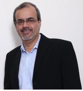 Amit Adarkar CEO Ipsos India