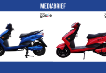 BattRe Launches Affordable E-scooter model- BattRE gpsie