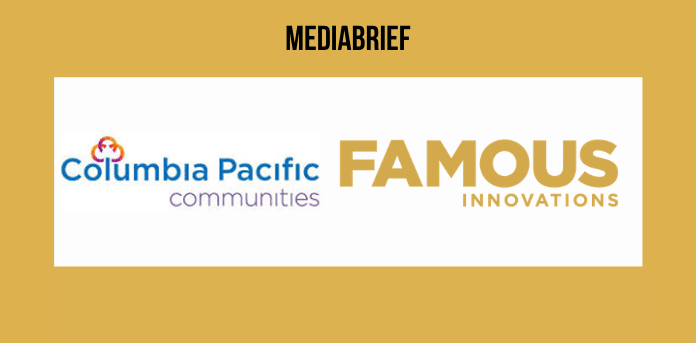 Columbia Pacific Communities creative mandate goes to Famous Innovations