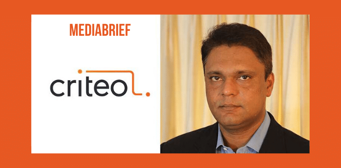 Criteo MD South Asia Appointment