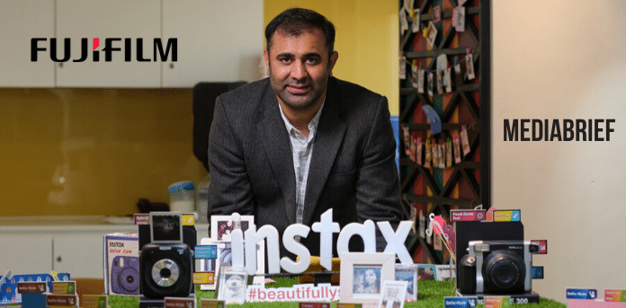 Fujifilm India's INSTAX appoints Kunal Girotra as National Business Manager