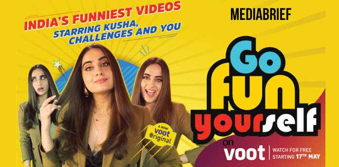Go Fun Yourself Voot Original Streaming from 17th May