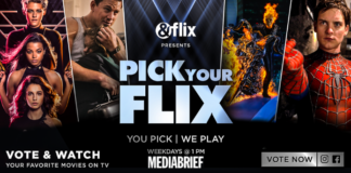 #LeapForth As &flix Now Gives You The Freedom To Pick Your Flix
