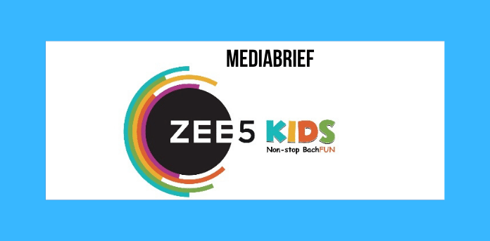 India's leading influencers create #BachFunMoment with ZEE5 Kids