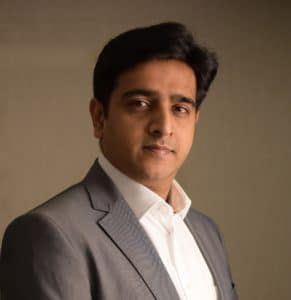 Sandeep Gupta, COO - Broadcasting Business