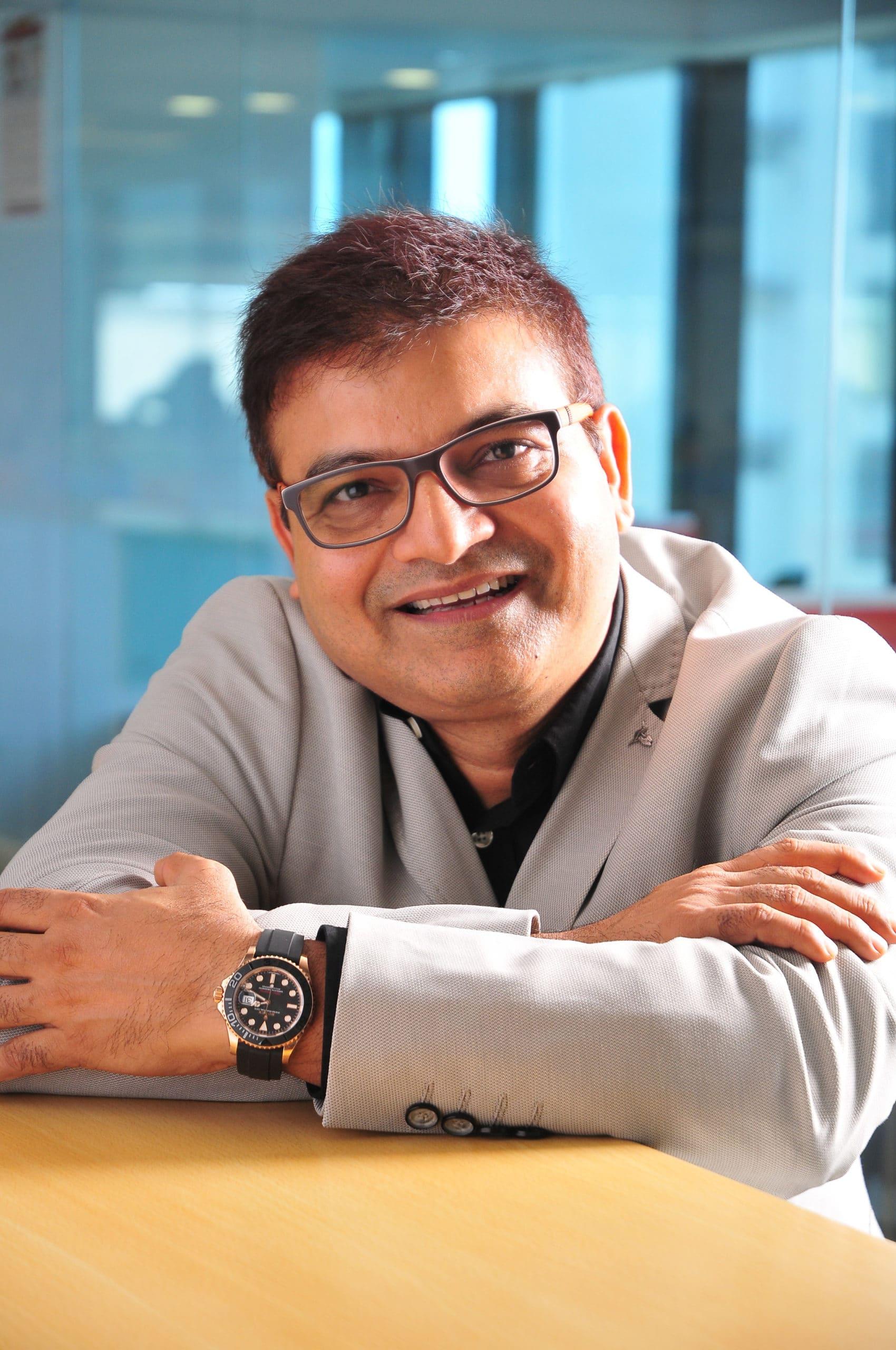 Nabendu Bhattacharyya, CEO & MD, Milestone Brandcom