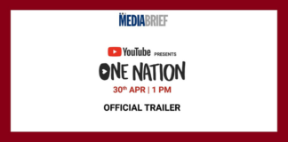 OML Joins hands with YouTube to produce ONE NATION - to raise funds for PM Cares