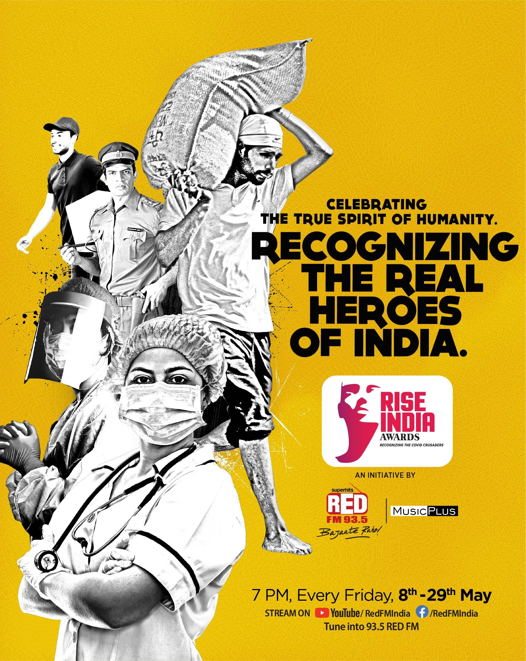 RISE INDIA AWARDS 93.5 FM