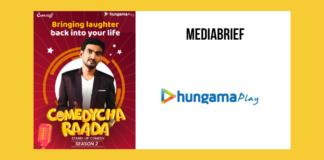 Hungama Play launches SE2 of Marathi stand-up original 'Comedycha Raada'