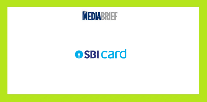 """SBI Card launches new brand campaign """"Ghar mein Khushiyaan"""""""