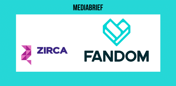 Zirca Digital Solutions and Fandom ink media partnership for India