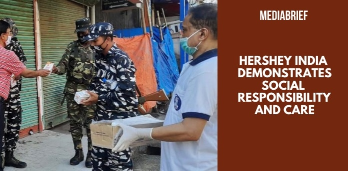 image-1-Hershey-India-demonstrates-social responsibility and care amid pandemic-MediaBrief