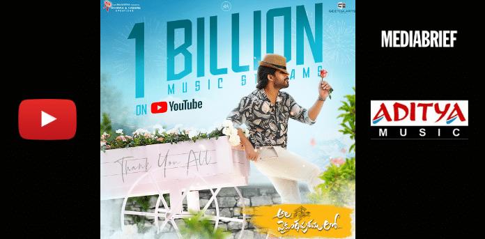 image-1bn-video-views-on-Aditya-Music-YouTube-Page-MediaBrief