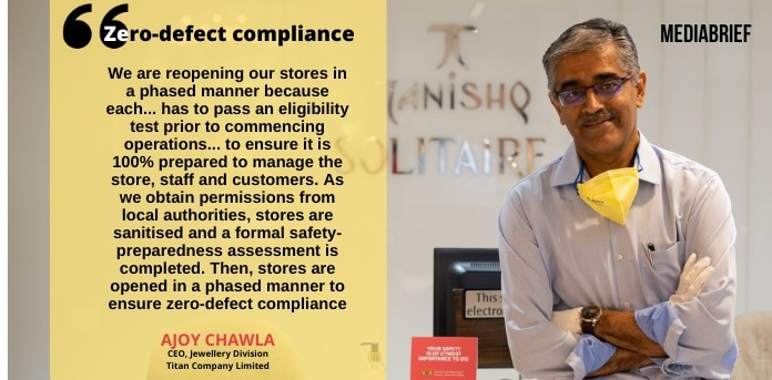 image-Ajoy Chawla - CEOI - Jewellery Division - TitanCompany Limited - MediaBrief