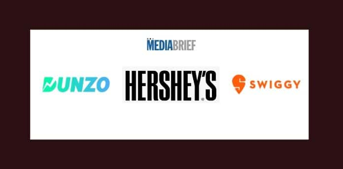 image-Hershey-Swiggy-Dunzo-tie-up-for-Hershey-Happiness-Store-MediaBrief