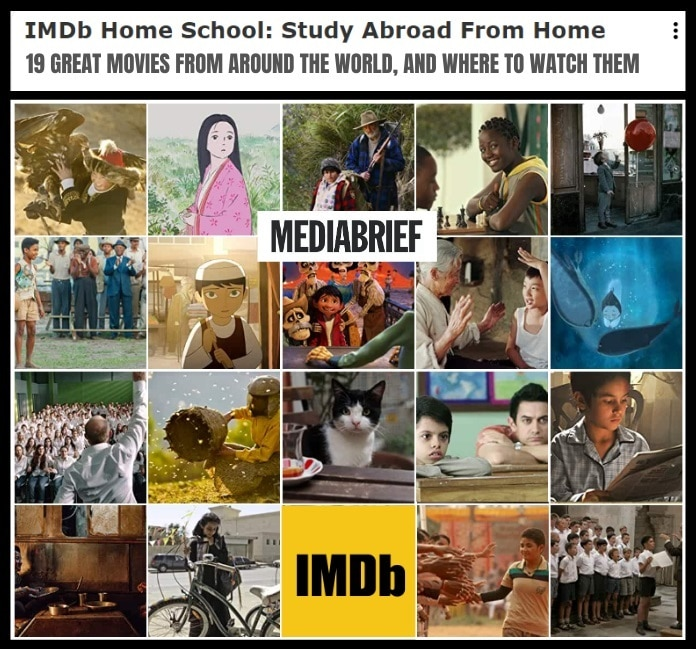image-IMDB-study-from-home-best movies from across the world and where to watch them-mediabrief
