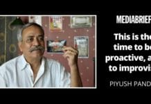 image-Piyush Pandey speaks with Anuradha Sengupta - Mediabrief