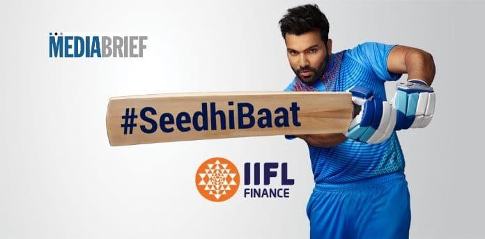 image-Rohit Sharma is IIFL Brand Ambassador - first DVC Seedhi Baat is out - MediaBrief