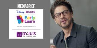 image-ShahRukh Khan- Learning Talk Show on Byju's - MediaBrief
