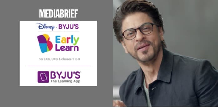 image-ShahRukh Khan- Learning Talk Show on Byju's - MediaBrief