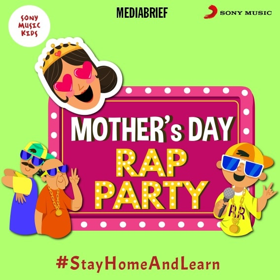 image-Sony-Music-Mothers-Day-Rap Party-Mediabrief