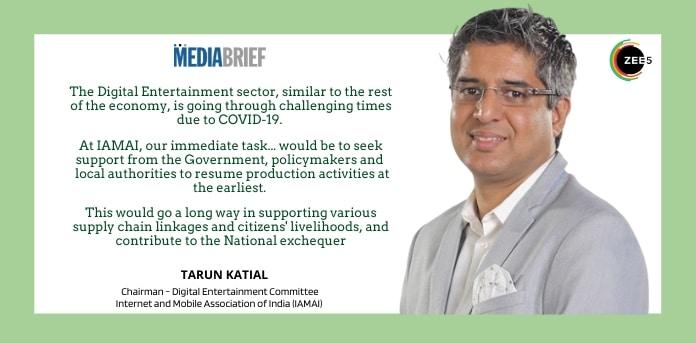 image-Tarun-Katial-named-Head of IAMAI Digital Entertainment Committee-MediaBrief