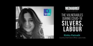 image-exclusive by Rinku-Patnaik-Country Chief CLient Officer - Ipsos India-MediaBrief
