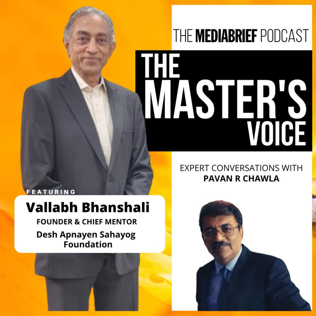image-final-podcast-episode-art-Vallabh-Bhanshali-with-Pavan-R-Chawla-on-The-Master's-Voice-on-MediaBrief