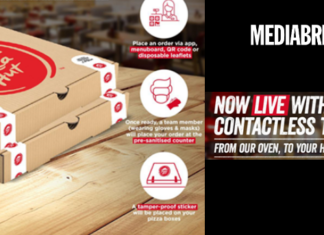 image-pizza hut contactless deliveries stores open in India-MediaBrief