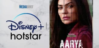 Image-Chat with Sushmita Sen LIVE as Aarya launches on Disney+ Hotstar VIP-MediaBrief