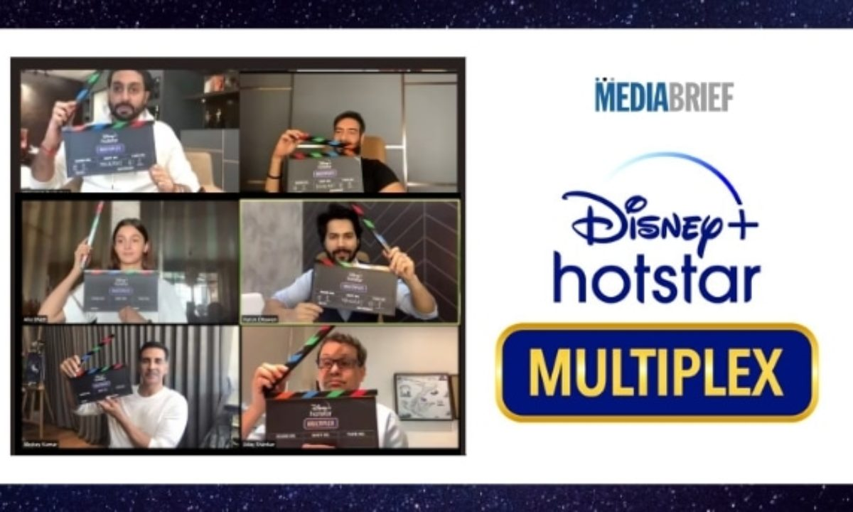 Disney Hotstar Multiplex To Stream Bollywood Movies Before Theatrical Release Mediabrief