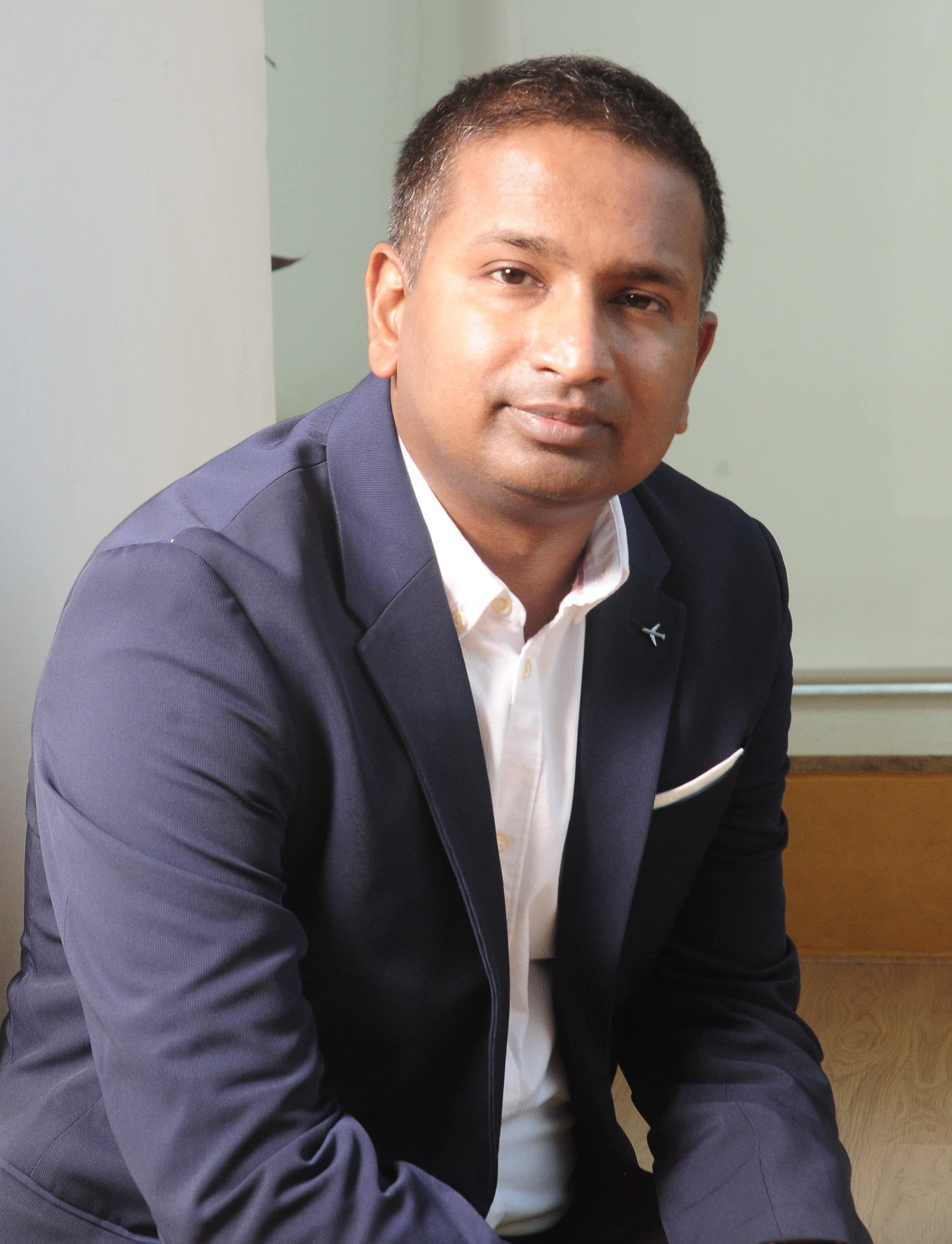 Image-Gopa Kumar, Chief Operating Officer, Isobar India-MediaBrief.JPG