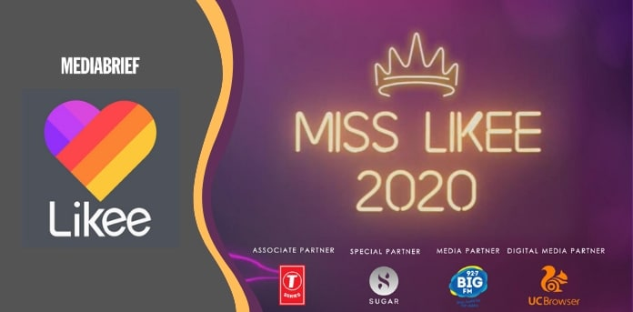 Image-Likee partners with leading brands for digital talent pageant 'Miss Likee 2020'-MediaBrief.jpg