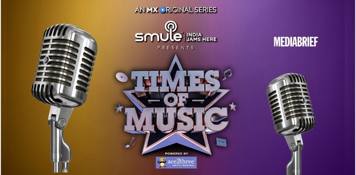 Image-MX Player ropes in Smule, Ace2Three as Sponsors for Times of Music show-MediaBrief.jpg