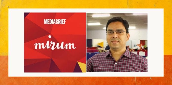 Image-Mirum India appoints Kalpesh Patel as Director of Martech services-MediaBrief.jpg